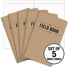 Elan Publishing ELAN-FN-003A Field Notebook, 3.5