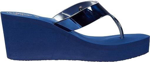 Medium Blue Synthetic