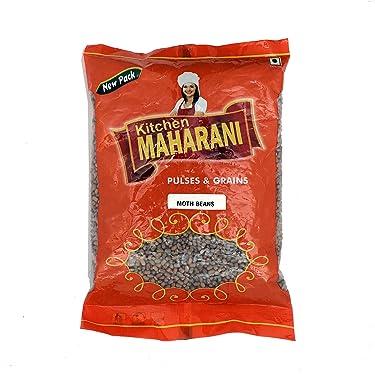 Kitchen MAHARANI Moth Beans / Matki Dal / Moth Bean Seeds ( Pack of 1 ) 500 Gram