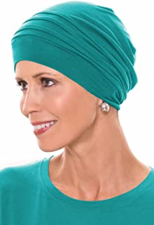 MOD Slouchy Snood Cap-Caps for Women with Chemo Cancer Hair Loss