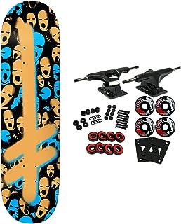 Deathwish Skateboard Complete Gang Logo Criminals 7.75