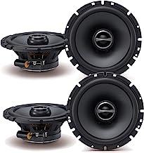 "Alpine SPS-610 6-1/2"" Coaxial 2-Way Speaker Set Bundle photo"