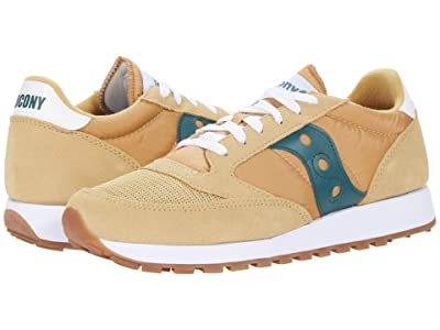 Saucony Originals Jazz Original Vintage (Curry/Mallard) Men
