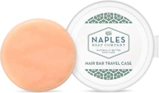 Sponsored Ad - Naples Soap Company, Protein Enriched, 50-75 Use, Solid Hair Conditioner Bar, Eco-Friendly Haircare, Helps ...