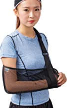 Cool Mesh Arm Sling Medical Shoulder Immobilizer Rotator Cuff Wrist Elbow Forearm Support..