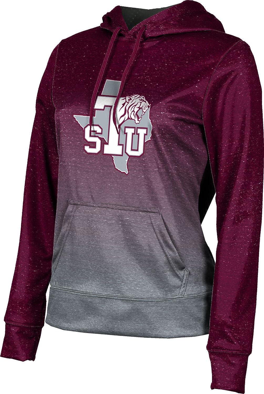 ProSphere Texas Southern University Girls' Pullover Hoodie, School Spirit Sweatshirt (Ombre)