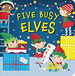 Best five busy elves Reviews