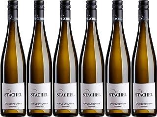 Erich Stachel Grauer Burgunder Kirrweiler 2019 Trocken 6 x 0.75 l