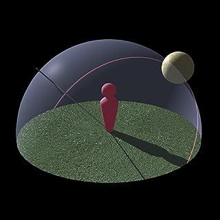 月の満ち欠け アシスト -月と地球と太陽と-