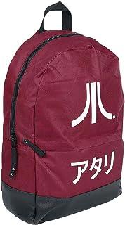 Atari – Sac A Dos Japan Mochila Infantil, 42 cm, Rojo (Rouge)