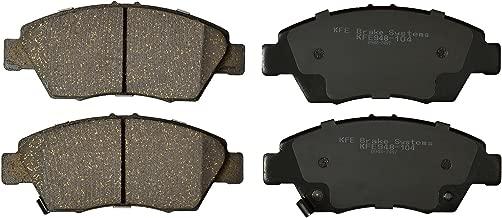 KFE Ultra Quiet Advanced KFE948-104 Premium Ceramic FRONT Brake Pad Set