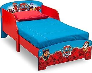 Delta Children Disney Paw Patrol Wooden Bed for Kids - Pack of 1