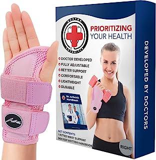 دکتر پشتیبانی مچ دست نصب شده / بند مچ دست / بند مچ دست / پشتیبانی از دست (تک)