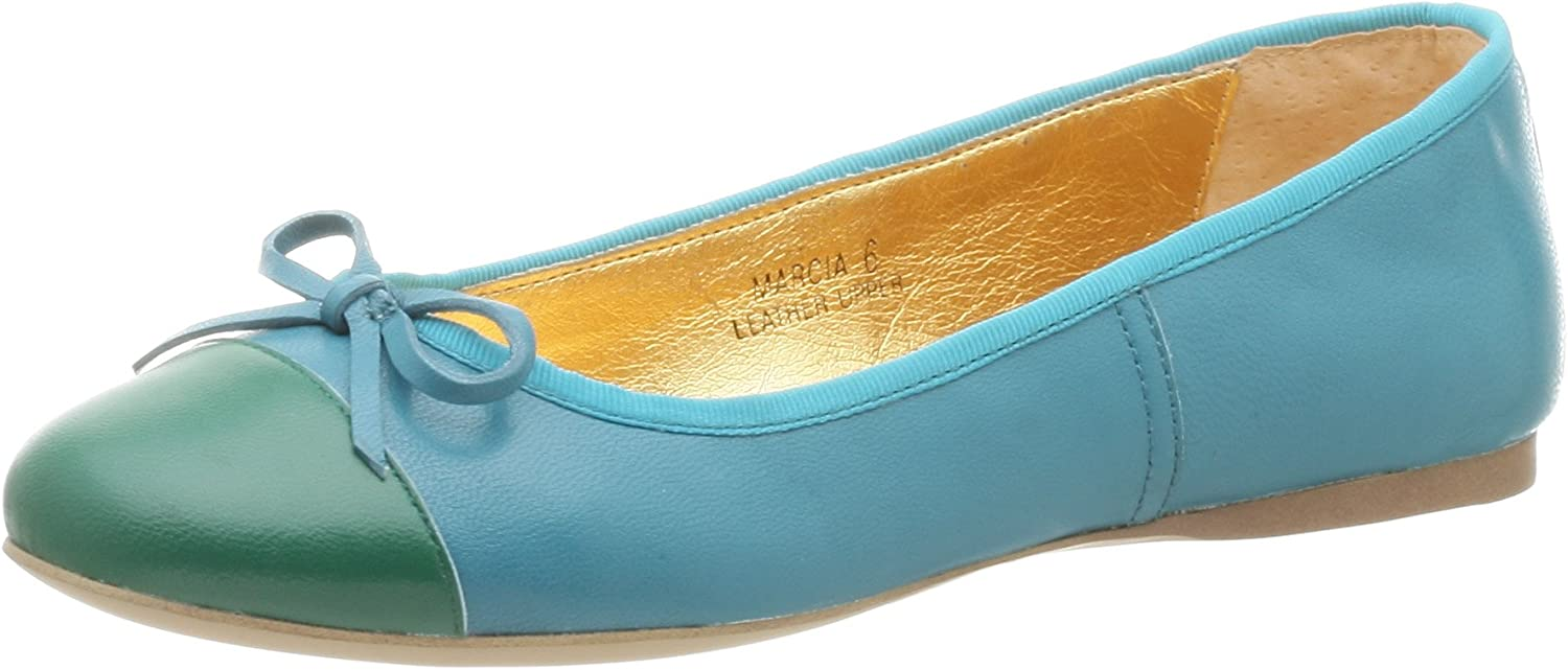 N.Y.L.A. Women's Max 76% OFF Marcia Selling and selling Ballet Flat