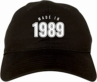 Made In 1989 And Kicking Ass Ever Since Year 6 Panel Dad Hat Cap