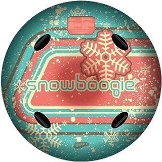 "Wham-O Snowboogie Air Tube 48 ""| سورتمه های برفی تک یا دو سوار | سورتمه بادی با دسته های نرم | پایین نرم و براق برای سرعت"