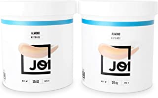 JOI Almond Milk Concentrate | Just One Ingredient | Make Your Own Fresh Almond Milk | Unsweetened without Gums or Emulsifiers | Vegan, Keto, Paleo Friendly | 15oz (2 pack) | Makes up to 14 Qts