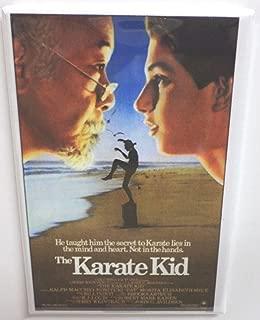 Karate Kid Movie Poster 2