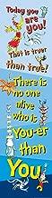 Eureka Dr. Seuss Motivational Back to School Classroom Door Decoration Banner 12'' x 45''