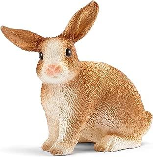 Schleich Rabbit Toy Figure