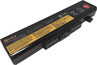 New GHU Battery 58 WH Compatible with Lenovo Thinkpad G580 Y580 G480 G485 G585 Y480 Y480N Y485 Y485N Y480P Y580 Y580N Y485P Z380 Z480 Y580P Z580 Z585 Z485 G700 G710 P580 P585