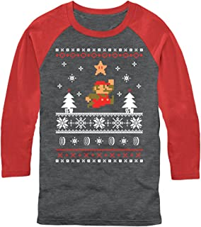 baseball ugly christmas sweater