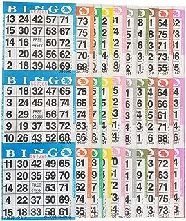 Best cheap bingo cards Reviews