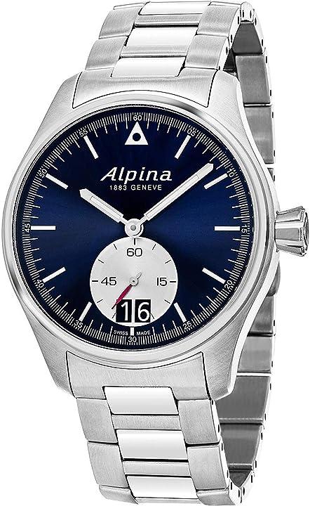 Orologio alpina uomo al-280ns4s6b mens watch
