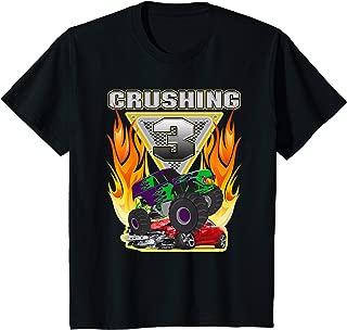 Best grave digger monster truck toddler shirt Reviews