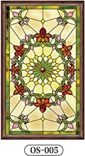 roll on stained glass