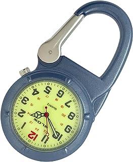 Clip-On Glow-in-The-Dark Watch