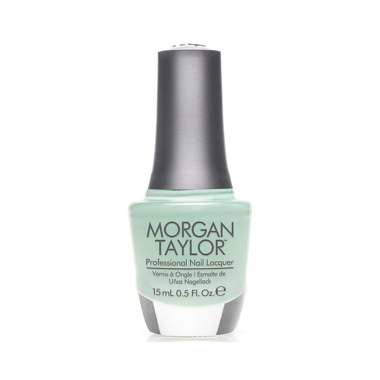 例示する誤解を招く結婚するMorgan Taylor - Professional Nail Lacquer - Mint Chocolate Chip - 15 mL / 0.5oz