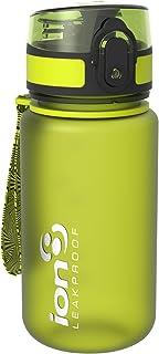 ion8 Leak Proof BPA Free, Botella de agua, sin BPS, a pueba de fugas, ,