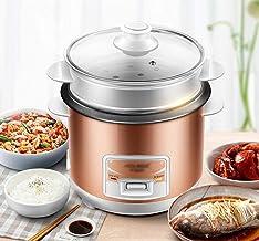 Elektrische rijstkoker commerciële rijstkoker multifunctionele mini huishoudelijke kleine elektrische rijstkoker roestvrij...