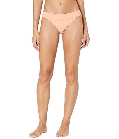 Billabong Sol Searchers Tropic Bikini Bottoms (Sun Peach) Women