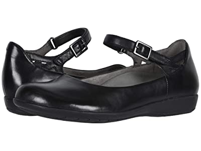 Earth Alder 2 Dalma (Black Silk Nappa) Women