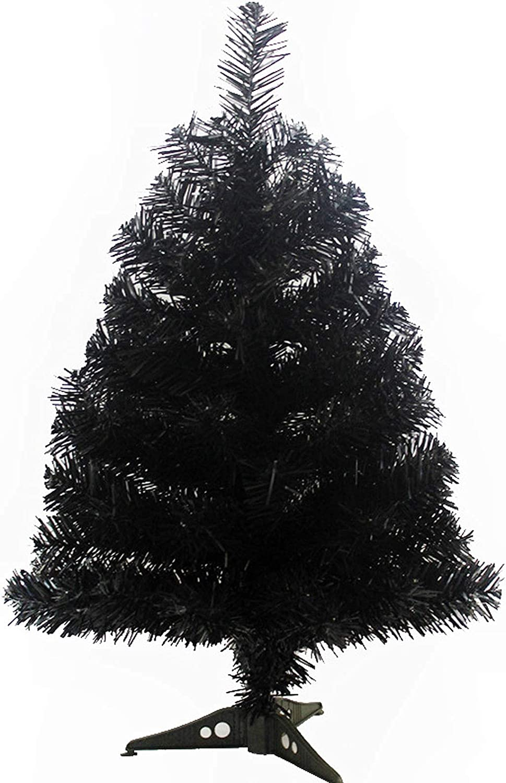 Christmas Tree Bargain sale Small 2 Ft Max 83% OFF Bla 3