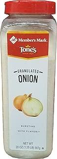 Member's Mark Granulated Onion, 20 Ounce