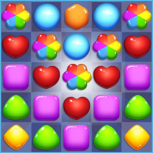 Candy Blast - Free Candy Jelly Match-3 Puzzle