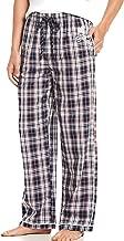 Psycho Bunny Men's Woven Lounge Pants, Large Peacoat Plaid, XL840455184548