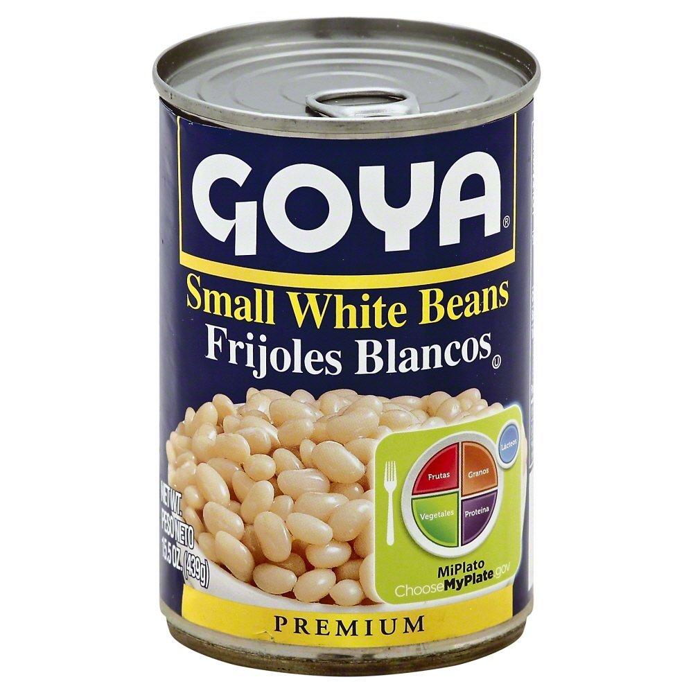 Goya Premium Small White Beans of oz Pack 12 Albuquerque Mall 15.5 Ranking TOP18