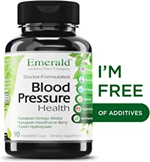 ginkgo biloba and blood pressure