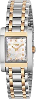 [フェンディ]FENDI 腕時計 クラシコ ホワイトパール文字盤 ダイヤ F702240D レディース 【並行輸入品】