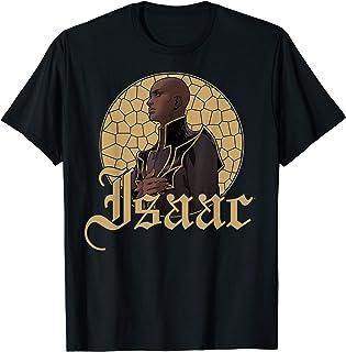 Netflix Castlevania Isaac Portrait T-Shirt
