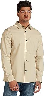 Lee Cooper Men 3203103 BRICK Shirts