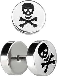 Amazon.es: piercing falsos - Expansores de túnel / Piercings: Joyería