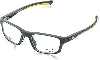 00c4212f5c Oakley Crosslink Fit Monturas de gafas, Plateado, 53 para Hombre