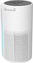 Oblozone Air Purifier Medical Grade H13 True HEPA & Active Carbon Filter, Anti-Allergen, Virus Killer, Germ Guardian, Remo...