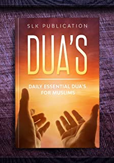 Dua's: Daily Essential Dua's for Muslims (English Edition)
