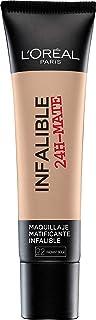 L'Oréal Paris 24H Mate Base maquillaje matificante larga